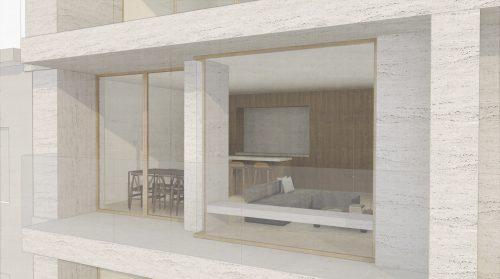 Appartementen c verhamme de vel architecten verhamme de vel